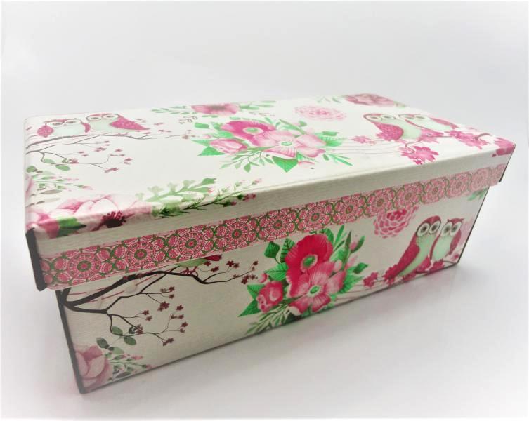 100 caixas infantil - 24 X 12 cm