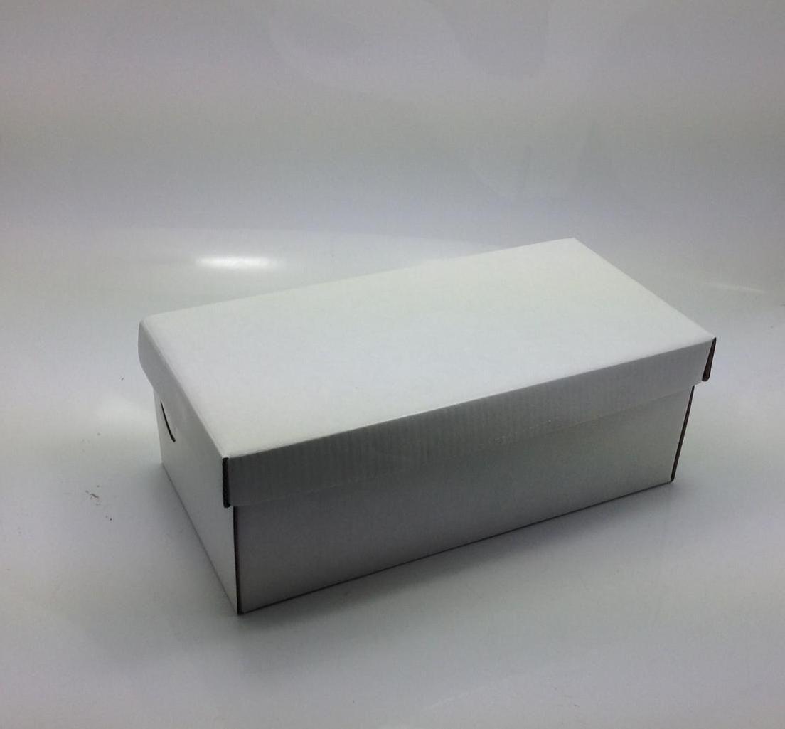 100 caixas infantil - 24 X 12 cm Branca