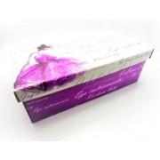 100 caixas adulto - 28 X 14 cm - Bailarina