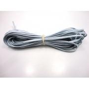 Cordão 4 mm Aqua - Rolo 10 metros