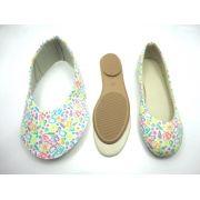 Kit para fabricação de sapatilhas infantis - Ref. 03