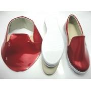 Kit para fabricação de tênis - Verniz vermelho