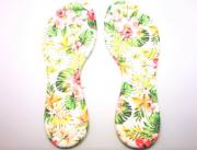 Palmilha c/ EVA Flores Costurado