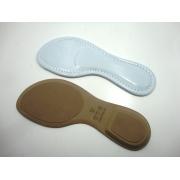 Solado Rasteirinha PVC Bege Ref. 1002 + Palmilha Confort Aqua - Grade 15 pares