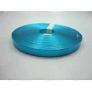 Tiras 15 mm Metalizado Azul Claro - Rolo 10 metros