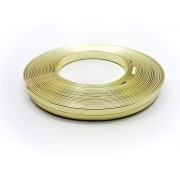 Tiras 15 mm Ouro Light - Rolo 10 metros