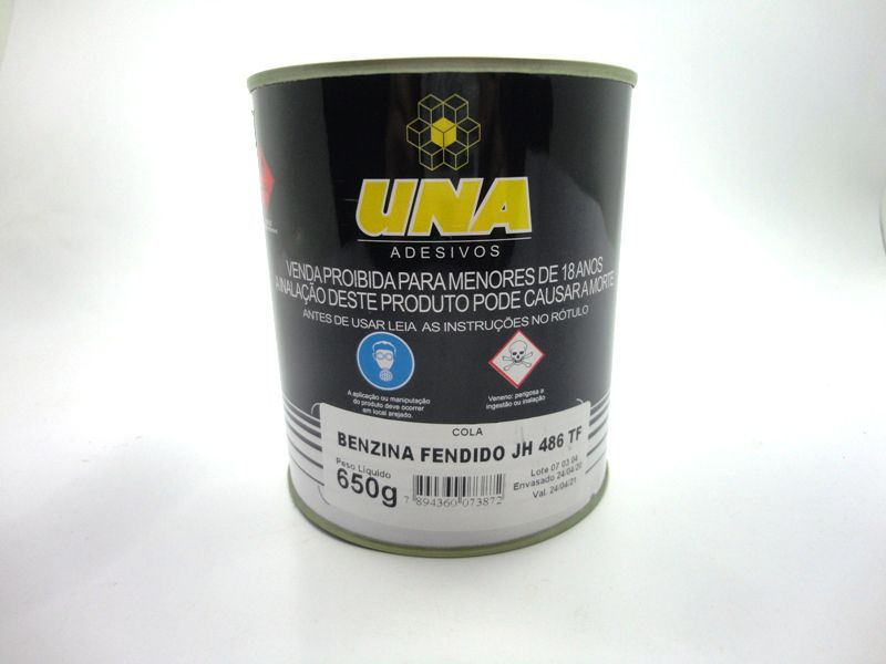 Benzina Una - 650 g
