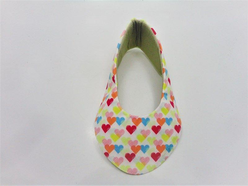 Kit para fabricação de sapatilhas infantis - Ref. 06