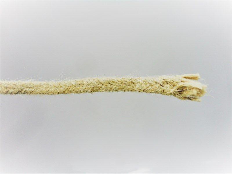 Corda trança juta - 10 metros