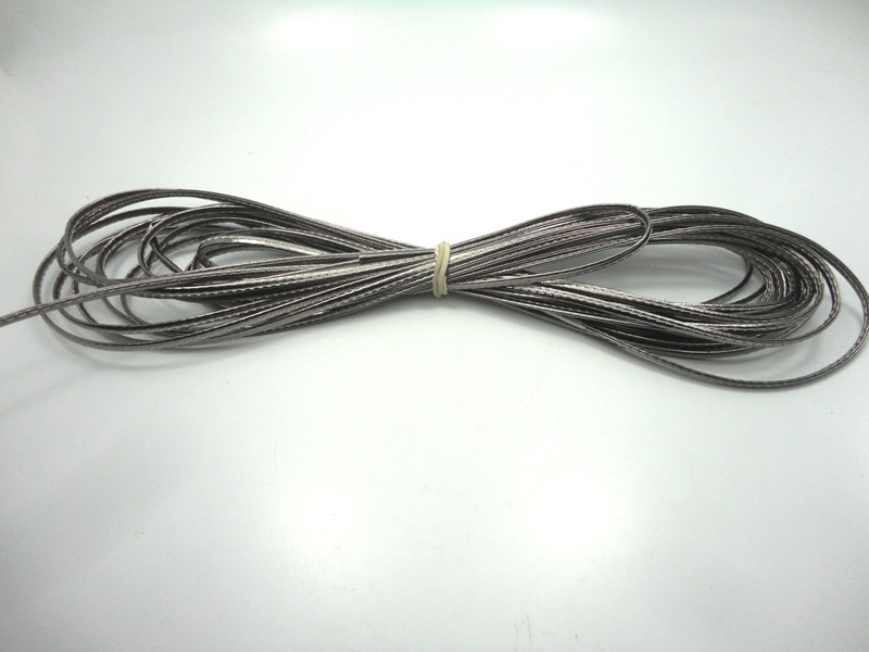 Cordão 4 mm Onix - Rolo 10 metros