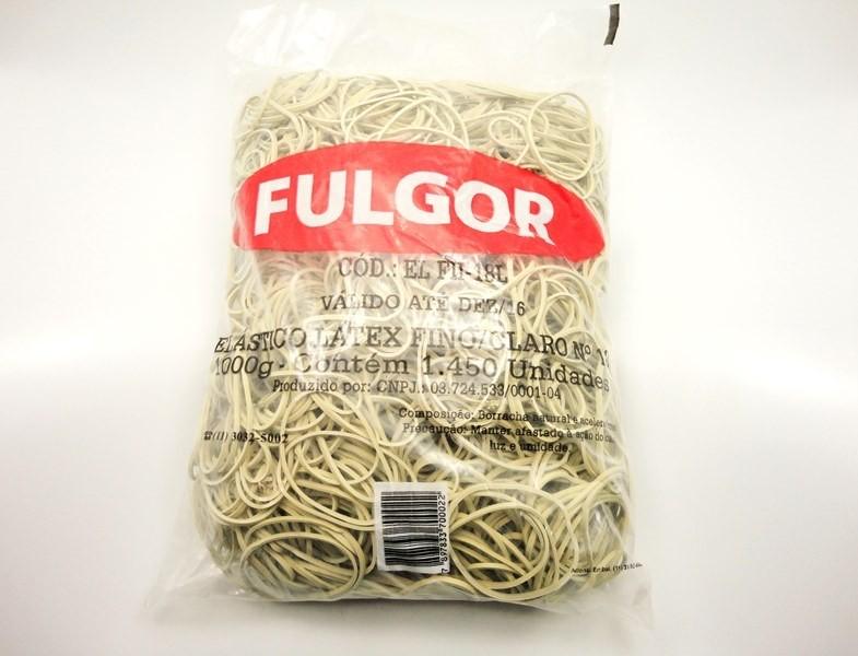 Elástico Látex Fino - 1 kg  1.450 unidades