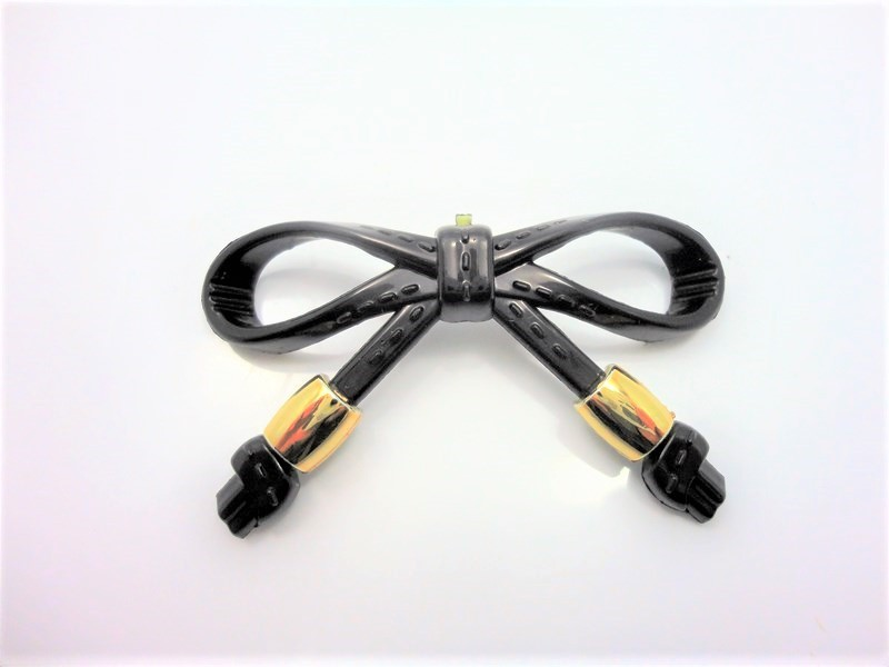 Enfeite ABS - Ref. 9746 - Embalagem 12 pares
