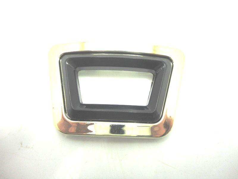 Enfeite ABS - Ref. 7199 Preto - Embalagem 12 pares