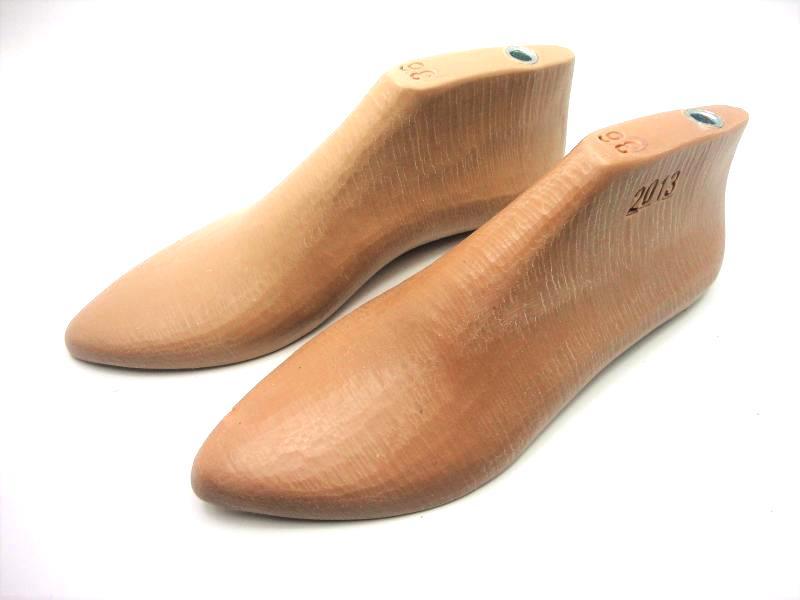Formas para sapatilhas bico fino