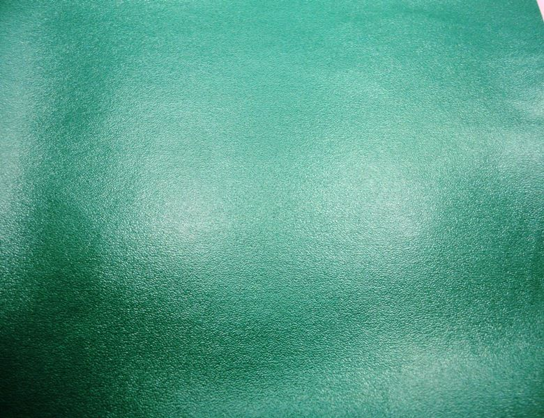 Forro Sintético Metalizado Verde