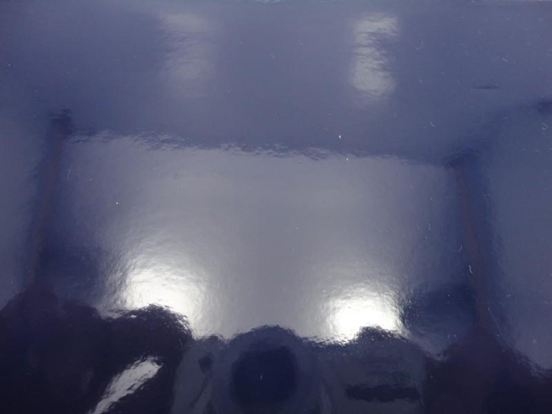 Forro Verniz Azul Marinho