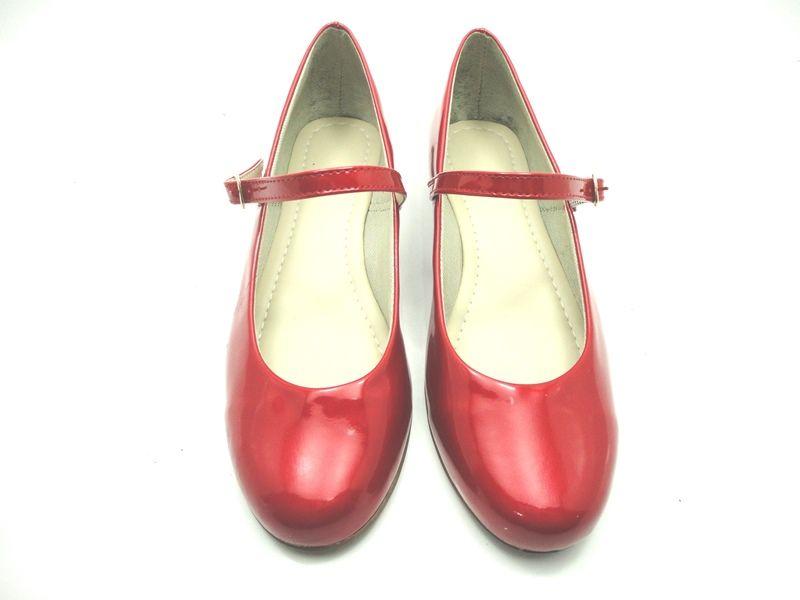 Jogo de escala para sapatilha bico redondo boneca