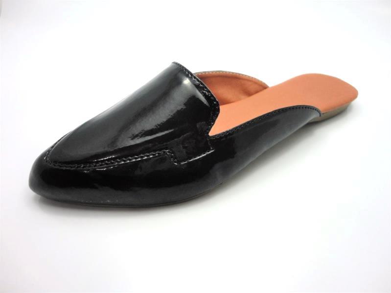 Jogo de escala para sapatilha mule
