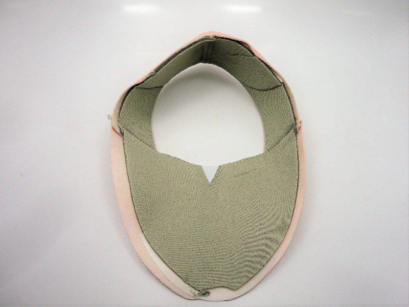 Kit para fabricação de alpargatas - Napa furo Nude