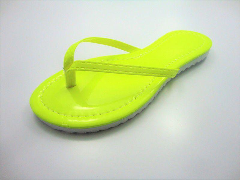 Kit para fabricação de rasteirinhas - 9 mm - Fluorescente Amarela