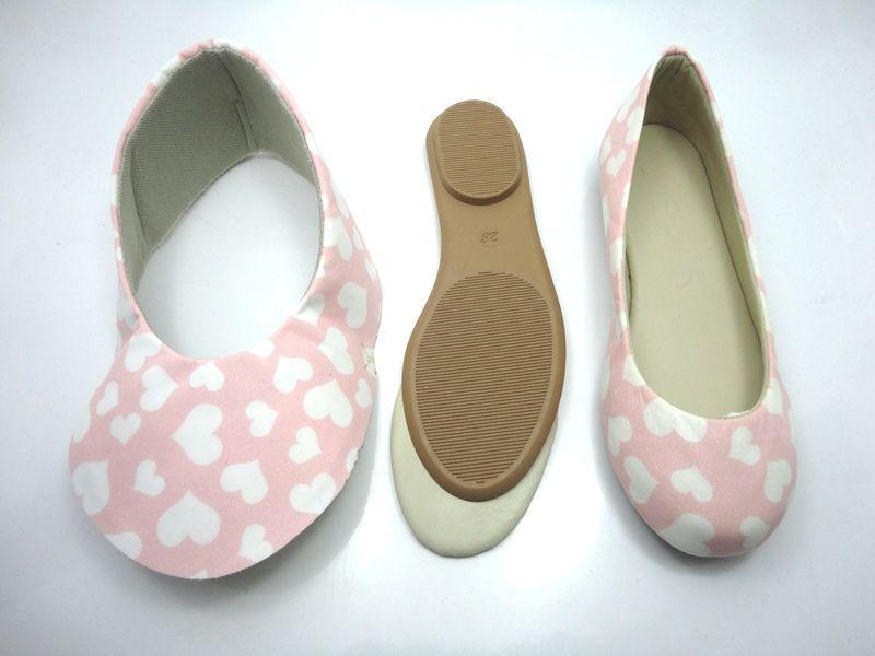 Kit para fabricação de sapatilhas infantis - Ref. 01