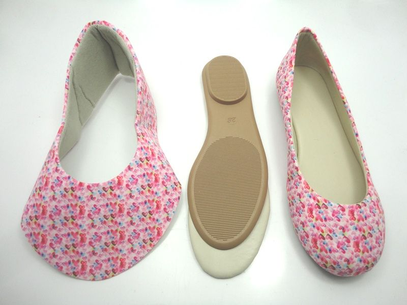 Kit para fabricação de sapatilhas infantis - Ref. 04