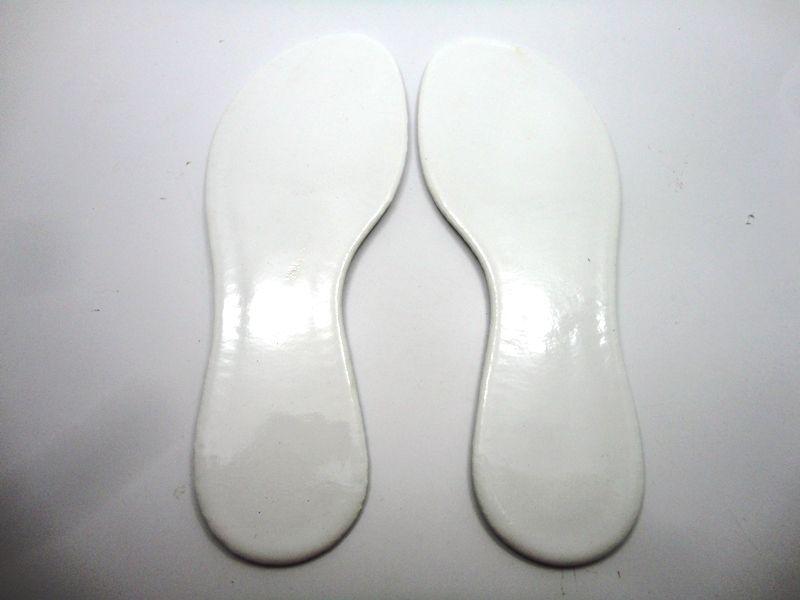 Palmilha c/ EVA Verniz Branco
