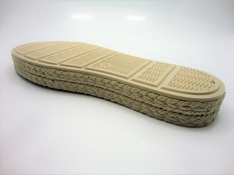Solado Alpargata PVC Expandido + Palmilha Enfachetada - Grade 15 pares