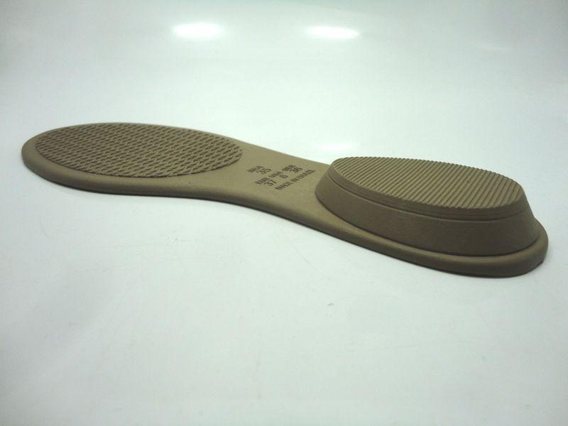 Solado Sapatilha - PVC Bege - Ref. 3100