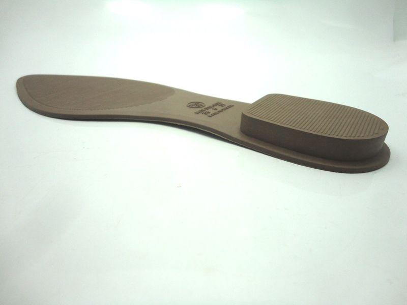 Solado Sapatilha PVC Bege Ref. 2014 + Palmilha dublada com forro sintético e costurada - Grade 15 pares