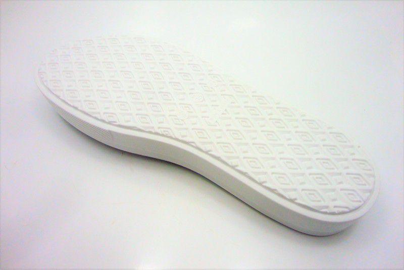 Solado Tênis - PVC Expandido Branco Ref. 2708