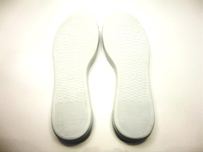 Solado Tênis - PVC Gel Branco