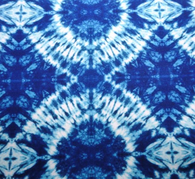 Tecido Cabedal - Tie Dye Ref. 10
