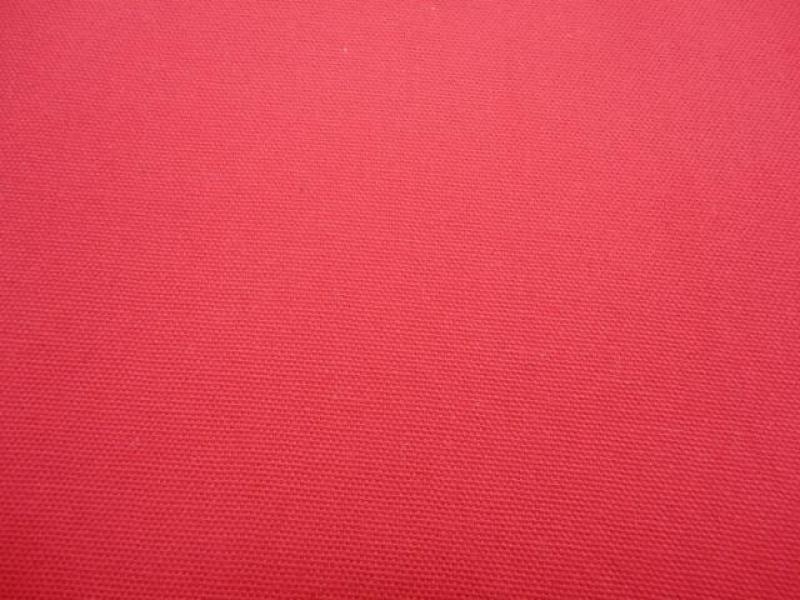Tecido Lona Vermelha
