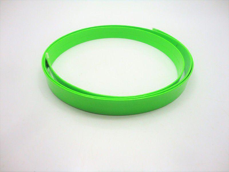 Tiras 15 mm Fluorescente Verde - Rolo 10 metros