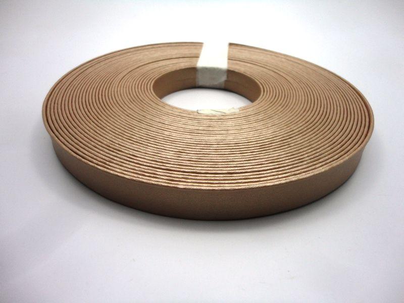 Tiras 15 mm Metalizado Bronze - Rolo 10 metros