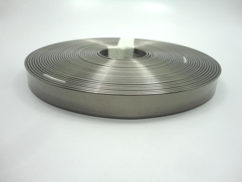 Tiras 15 mm Onix Espelhado  - Rolo 10 metros