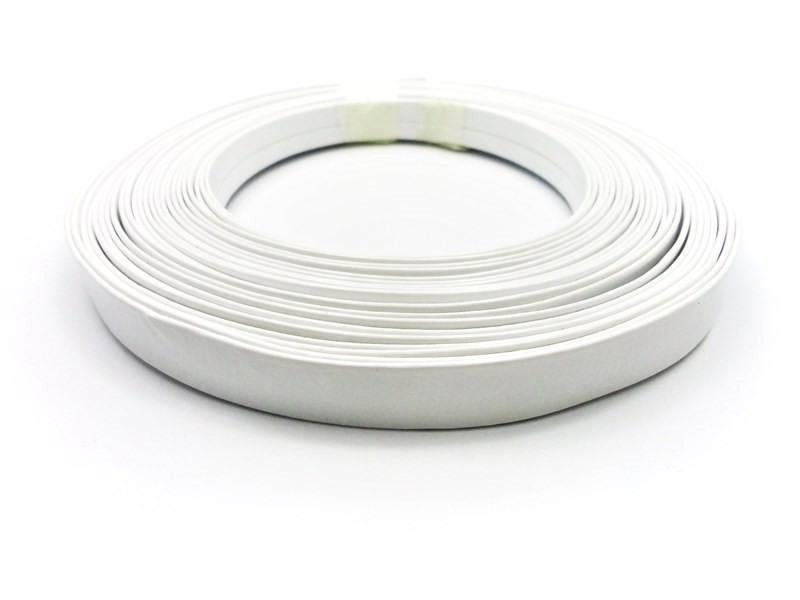 Tiras 15 mm Branco - Rolo 10 metros