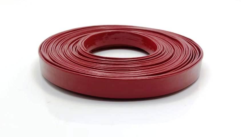 Tiras 15 mm Vermelho - Rolo 10 metros