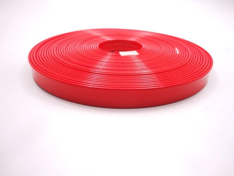 Tiras 15 mm Vermelho Sangue - Rolo 10 metros