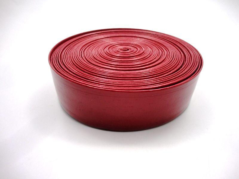 Tiras 40 mm Vermelho - Rolo 10 metros