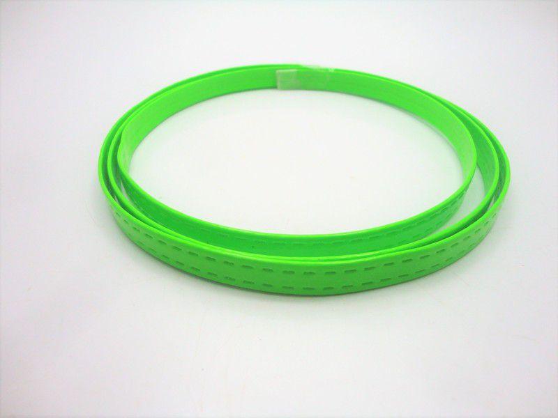 Tiras 9 mm Fluorescente Verde - Rolo 10 metros