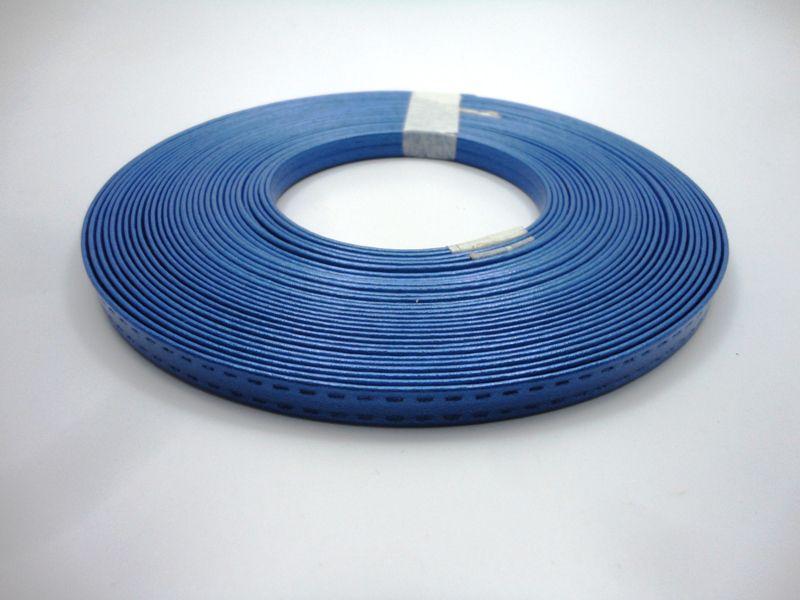 Tiras 9 mm Metalizado Azul - Rolo 10 metros