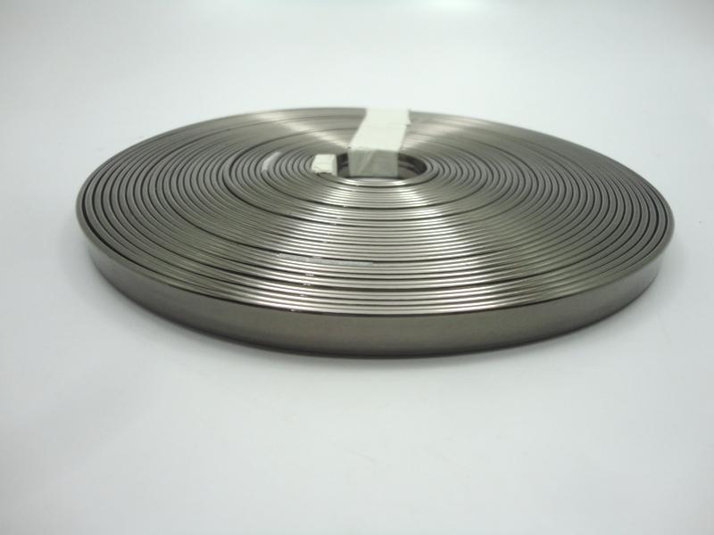 Tiras 9 mm Onix Espelhado - Rolo 10 metros