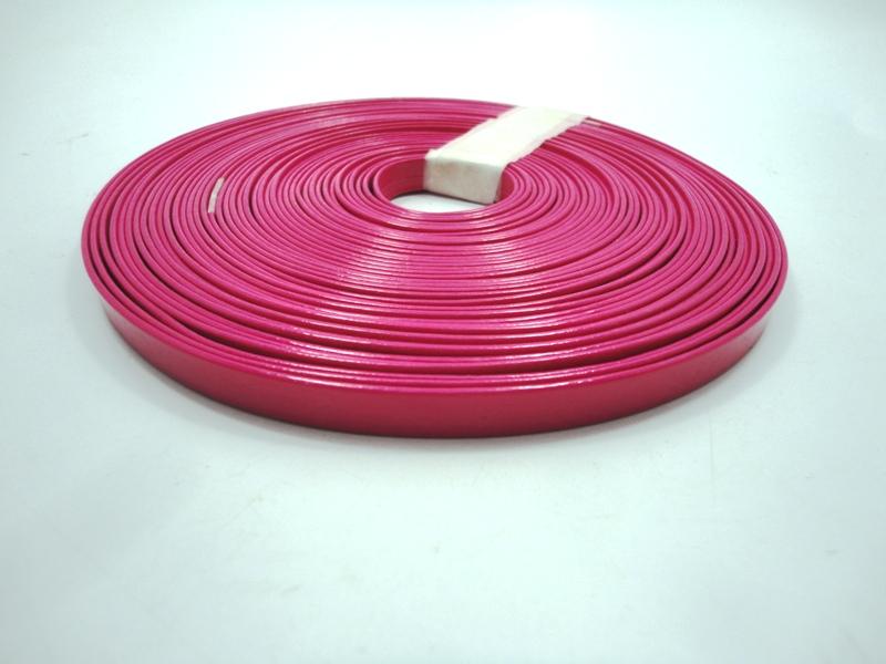 Tiras 9 mm Rosa Shock - Rolo 10 metros