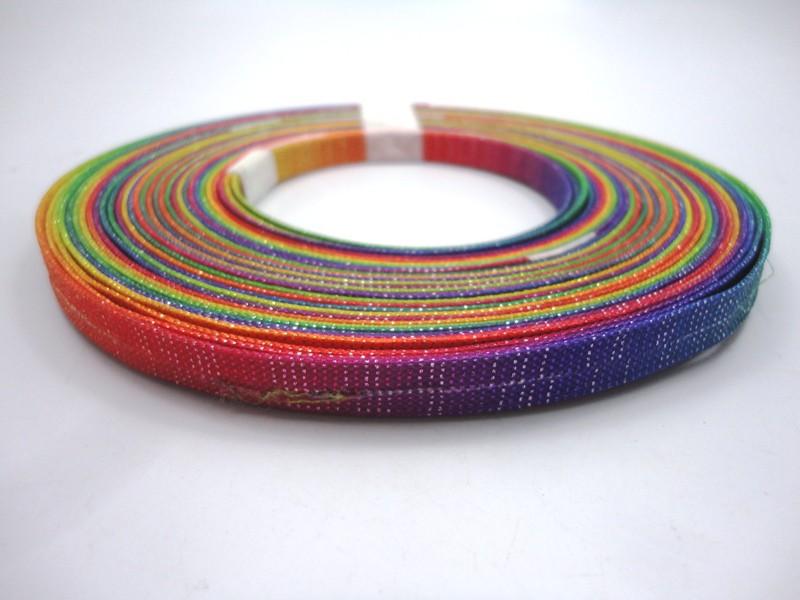 Tiras 9 mm Tie Dye - Rolo 10 metros