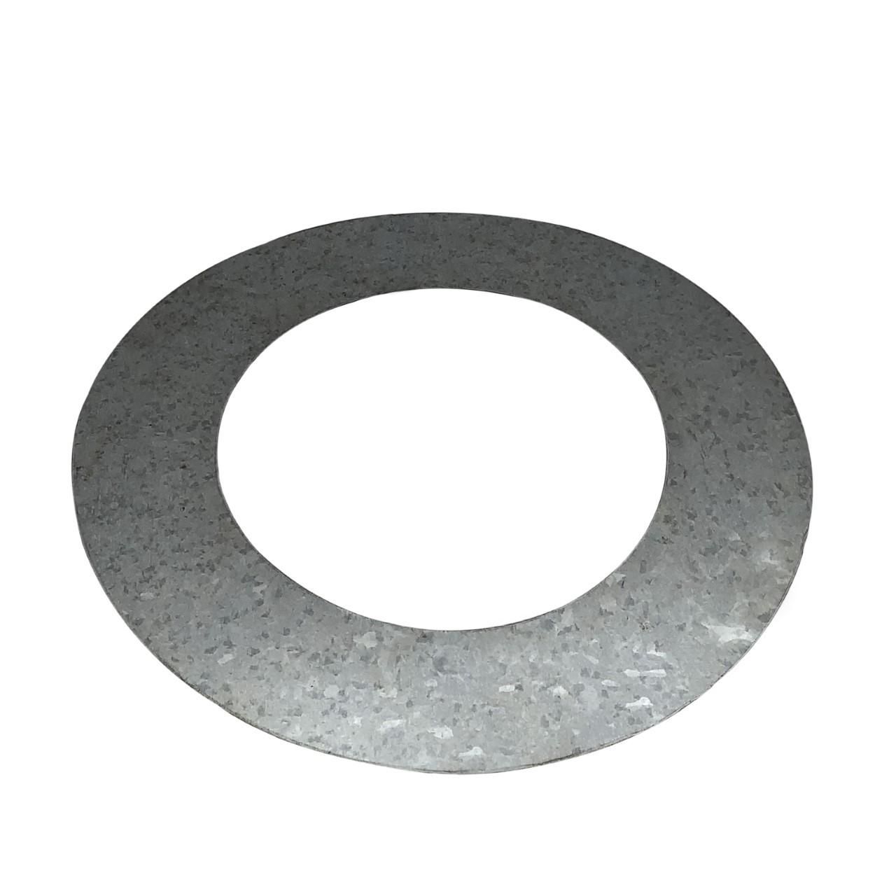 Anel de acabamento natural de 180mm e de 250mm  - Galvocalhas
