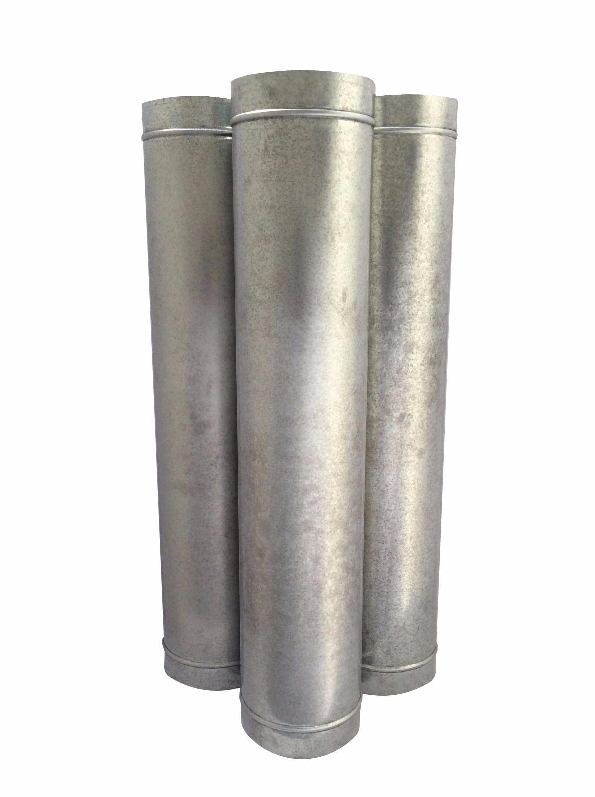 Chamine para forno de 150 mm de diâmetro  - Galvocalhas
