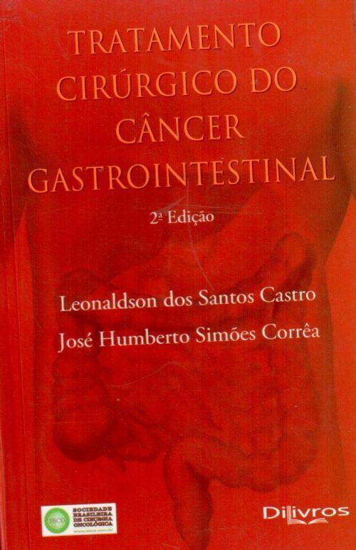TRATAMENTO CIRURGICO DO CANCER GASTROINTESTINAL