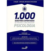 1000 Questões Comentadas - Psicologia 2 Edição